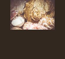 Seashell Background Macro 2 Unisex T-Shirt