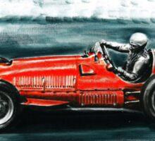 1951 Ferrari 375 F1 Sticker
