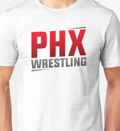 "PHX Wrestling - ""The Square"" Unisex T-Shirt"