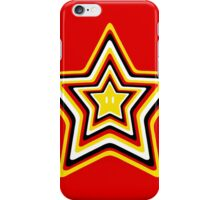 That '70s Star iPhone Case/Skin