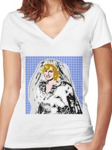 The Wedding Women's Fitted V-Neck T-Shirt