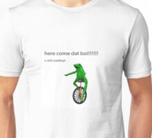 Here Come Dat Boi - LARGE Unisex T-Shirt