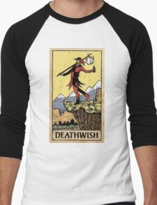 Tarot card Men's Baseball ¾ T-Shirt