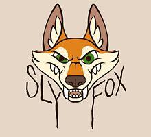Sly Fox - Dark Text Unisex T-Shirt