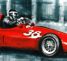 1954 Ferrari 553 Squalo Sticker