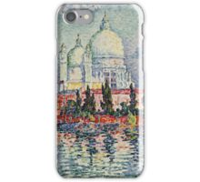 Paul Signac - La Salute iPhone Case/Skin