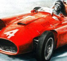 1956 Lancia Ferrari D50 Sticker