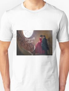 Dragonfly in Amber/Jamie & Claire T-Shirt