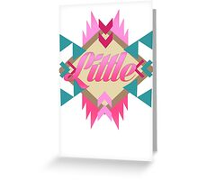 Little Sister! Greeting Card