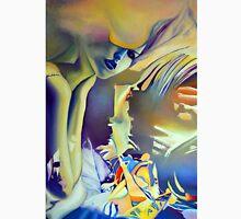 Silver Bride, 120-80cm, 2016, oil on canvas Unisex T-Shirt