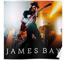 JAMES BAY Poster