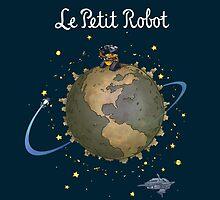 Le Petit Robot by sketchboy01
