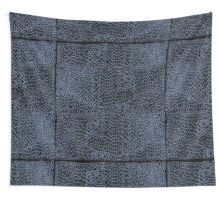 Chainmail Armor Wall Tapestry