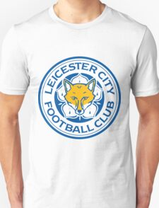 Leicester City F.C. The Foxes logo T-Shirt