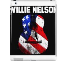WILLIE NELSON iPad Case/Skin