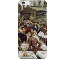 James Tissot - The Artists Wifes  iPhone Case/Skin