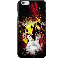 One Piece Gladiator  iPhone Case/Skin