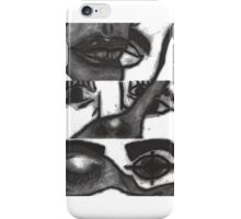He and I are not the same iPhone Case/Skin