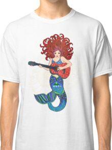 Musical Mermaid Classic T-Shirt