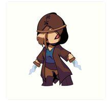 Cutie Assassin Art Print