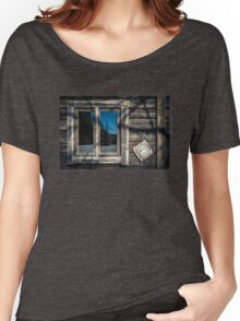 Window reflection Women's Relaxed Fit T-Shirt
