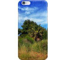 Behind The Beach - 2 iPhone Case/Skin