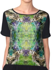 A walk in the park Chiffon Top
