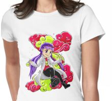 Mad Scientist Womens Fitted T-Shirt