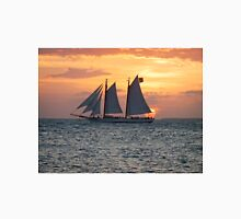 Five Sails and a Sunset Unisex T-Shirt