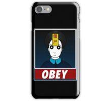 Jiangshi-Obey iPhone Case/Skin