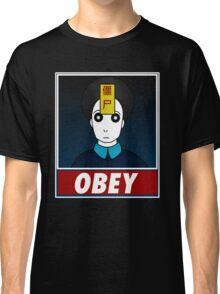 Jiangshi-Obey Classic T-Shirt