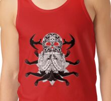 The Sermon of the TechnoSkull Tank Top