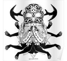 The Sermon of the TechnoSkull Poster