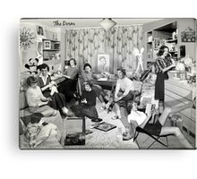 The Dorm Canvas Print