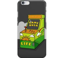 LIFE its not a game iPhone Case/Skin