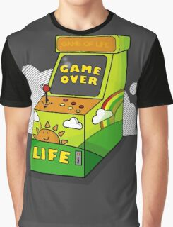 LIFE its not a game Graphic T-Shirt
