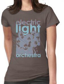 E.L.O. Modern 3D Womens Fitted T-Shirt
