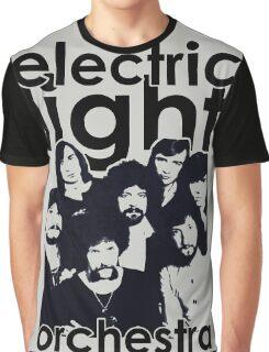 E.L.O. Modern Graphic T-Shirt