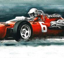 1966  Ferrari 312 F1 Sticker