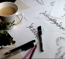 TATTOO DESIGNING by Kamaljeet Kaur