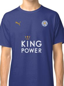Leicester City Kit Classic T-Shirt
