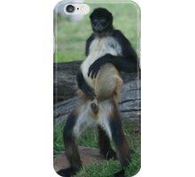 Cheeky Monkey iPhone Case/Skin