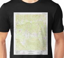 USGS TOPO Map Alabama AL Sweet Water 305149 1978 24000 Unisex T-Shirt