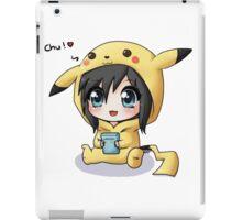 Chu! iPad Case/Skin