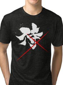 Kenshin - Samurai (Kanji) Tri-blend T-Shirt