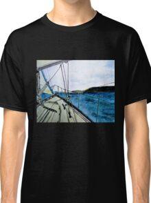 Land Ahoy! Classic T-Shirt