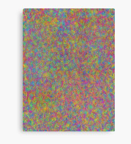abstract painting 10 Canvas Print