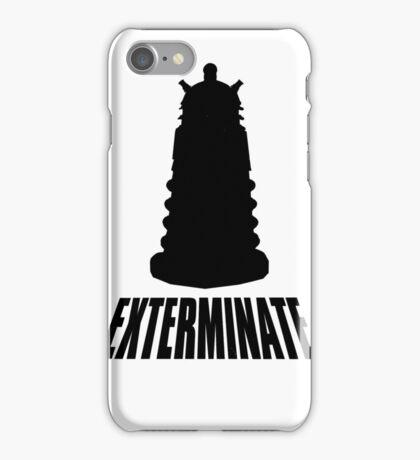 Dalek - Dr Who iPhone Case/Skin