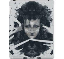 Edward Ink iPad Case/Skin