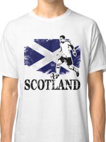 Soccer - Fußball - Scotland Flag Classic T-Shirt